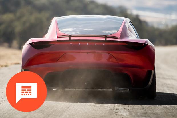 Tesla Roadster ukázal interiér a dealerství Škody Auto budou mít nabíjecí stanice