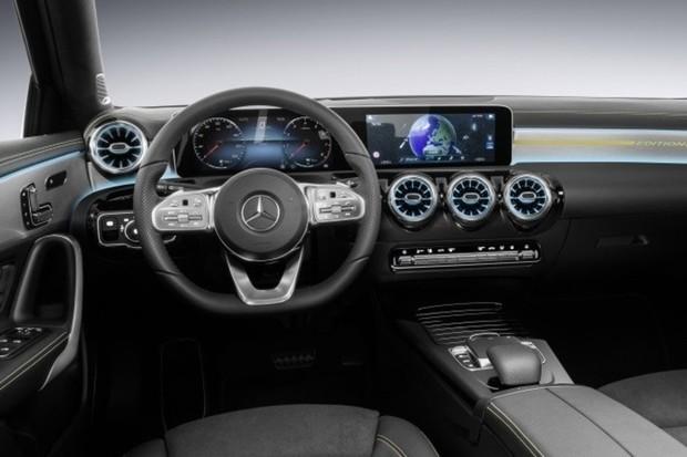 Mercedes-Benz třídy A bude plug-in hybrid. Odhalení přišlo náhodou