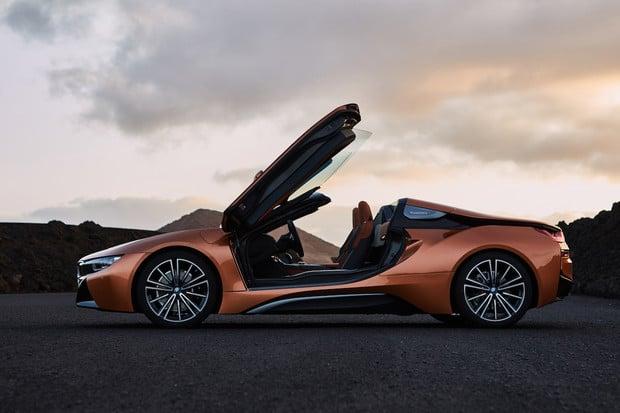Právě testujeme nové BMW i8. Jaký je jeho reálný elektrický dojezd?