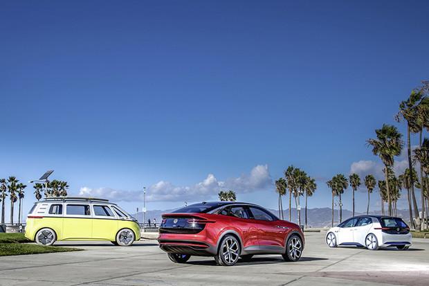 Za sto týdnů spustí Volkswagen výrobu svého prvního elektromobilu z rodiny I.D.