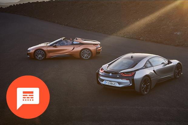 fNews #11: Mercedes CLS, BMW i8, nabíjecí stanice a Nissan Leaf