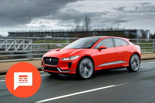 fNews #12: BMW iX3, Supercharger, Polestar 1 nahoře bez a Jaguar I-PACE