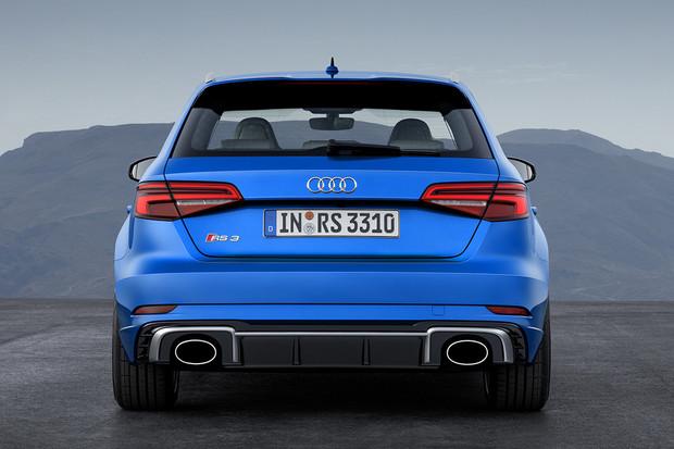 Koncem roku 2020 se dočkáme hybridního modelu od Audi Sport