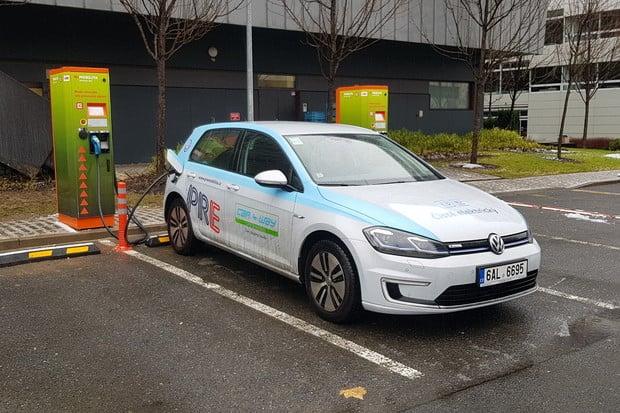 CAR4WAY už nabízí více jak 70 Volkswagenů e-Golf