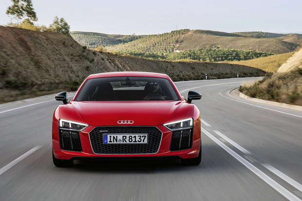 Sportovní Audi R8 definitivně dostane elektrifikovanou pohonnou jednotku