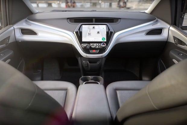 Takto by mohl vypadat autonomní Chevrolet Bolt bez volantu i pedálů