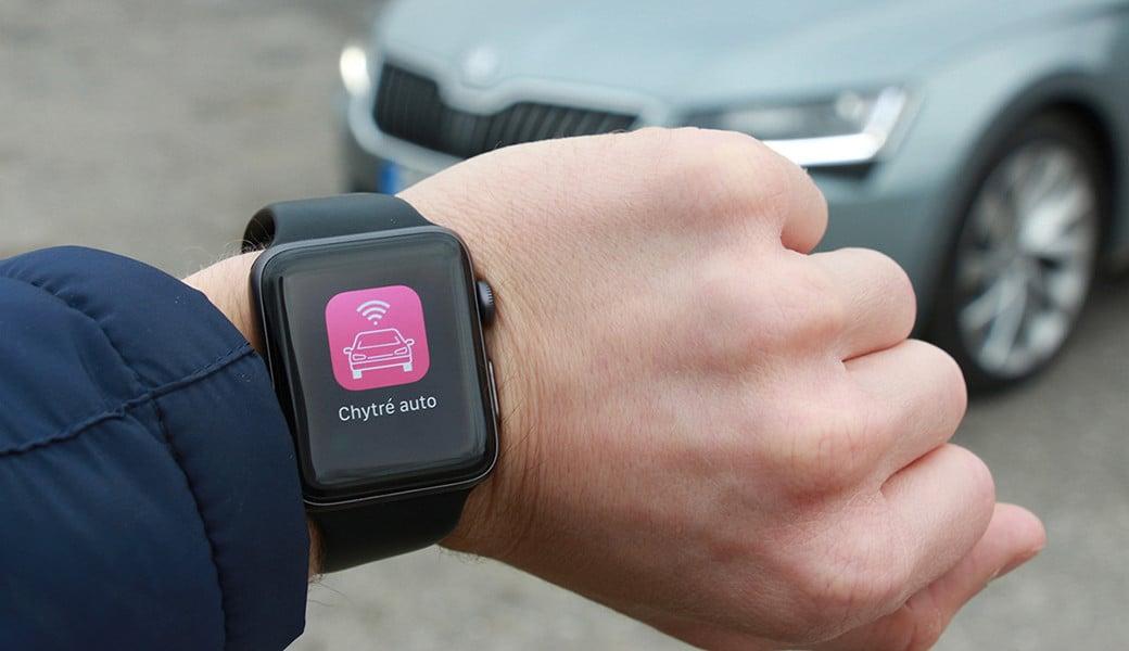 Chytré auto od T-Mobile