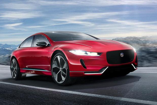 Jaguar XJ přijede jako elektromobil. Elektrifikovat bude JLR i další své modely
