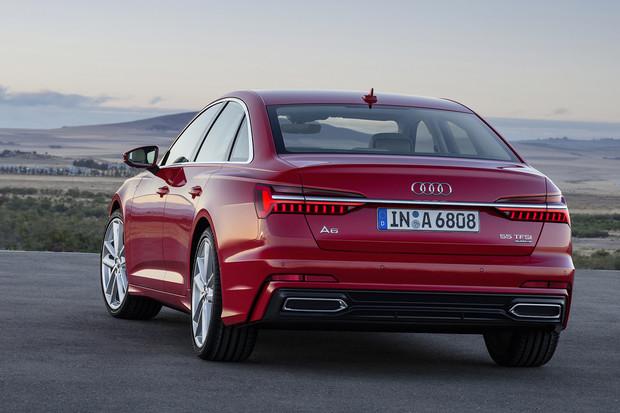 """Audi A6 míří na trh. Toto """"zmenšené Audi A8"""" pohání mild-hybridní jednotky"""