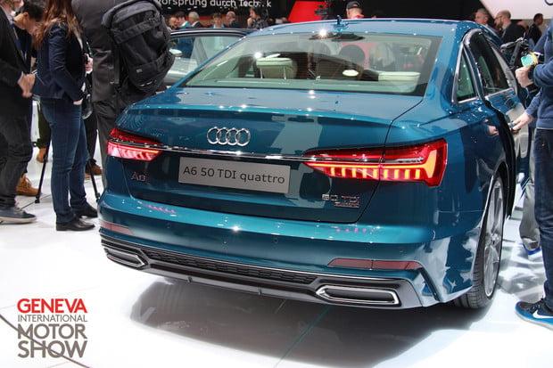 Na základě prvních dojmů se nám Audi A6 líbí více než A8