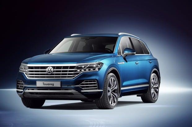 Volkswagen Touareg pořádně narostl, plug-in hybrid má přes 360 koní