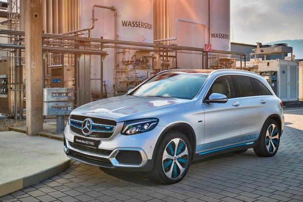 Projeli jsme vodíkový Mercedes GLC F-Cell. Je to krok do budoucnosti