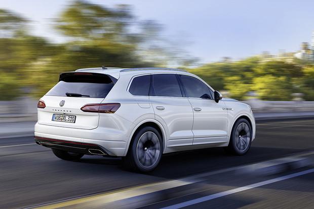 Volkswagen Touareg lze předobjednat. Cena startuje na částce 1,7 milionu korun