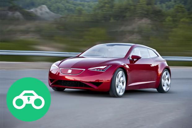 Elektromobily, které neznáte: SEAT IBE