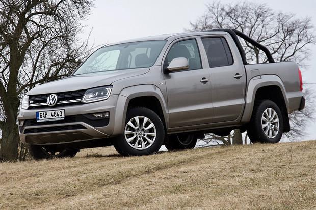 Volkswagen zvažuje stavbu elektrického pick-upu