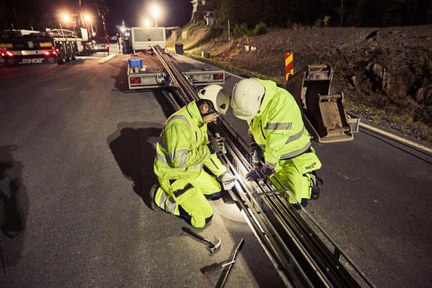 Ve Švédsku bude dálnice nabíjet elektromobily, avšak nikoliv indukčně