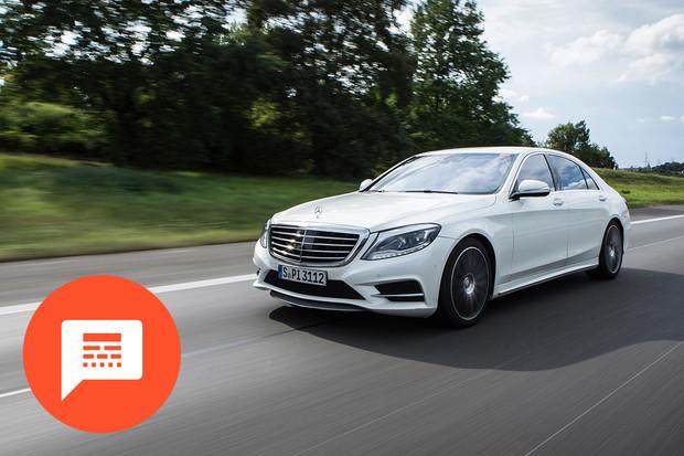 fNews #18: Mercedes třídy S, dálnice pro elektromobily či AMG Project ONE