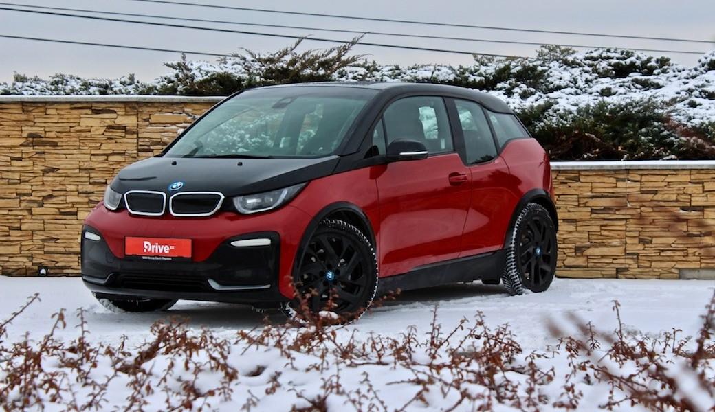 BMW i3s 94 Ah