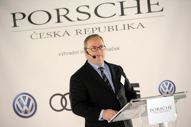 Jak vidí jednatel Porsche Česká republika Vratislav Strašil elektromobily?