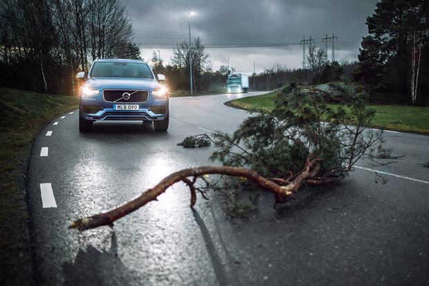 Volvo bude sdílet informace z vozů za účelem navýšení bezpečnosti