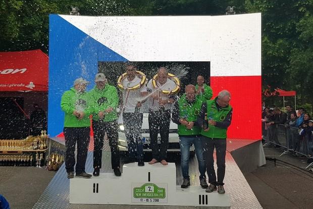 Czech New Energies Rallye 2018 – 3. den