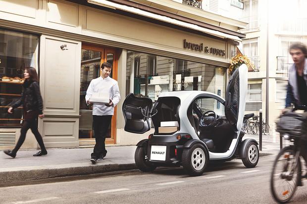 Nejen Renault ZOE, ale i Twizy dorazí do ČR