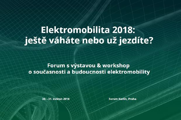 Včera proběhlo forum Elektromobilita 2018. Co vše se řešilo?