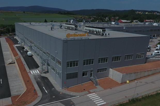 Continental rozšiřuje závod v Trutnově kvůli přísnějším emisním normám