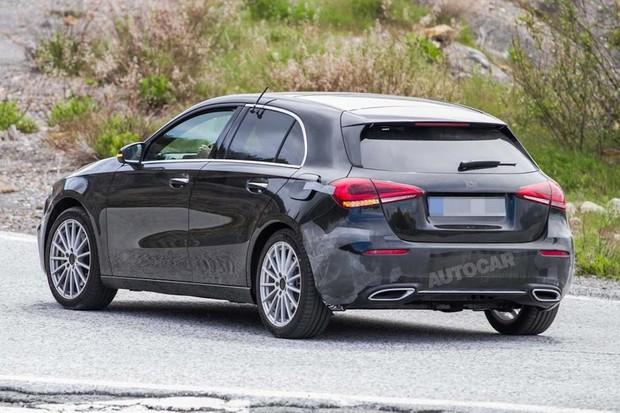 Mercedes-Benz třídy A přijde ve dvou plug-in hybridních variantách