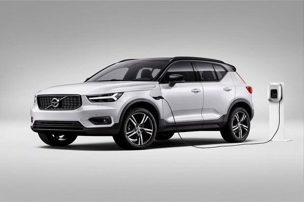 První elektrické Volvo bude XC40 EV, poté přijde XC90 EV