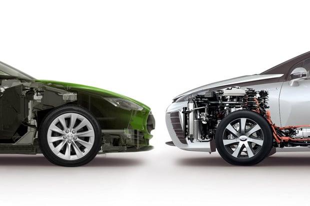 Vodíková auta, nebo elektromobily – kdo zvítězí?