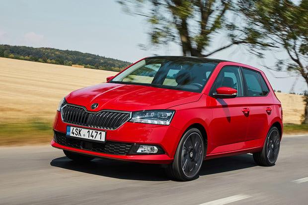 Modernizovaná Škoda Fabia dospěla i po technologické stránce