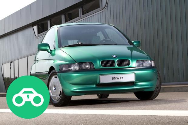 Elektromobily, které neznáte: BMW E1