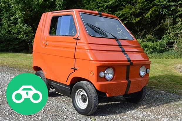 Elektromobily, které neznáte: Elcar