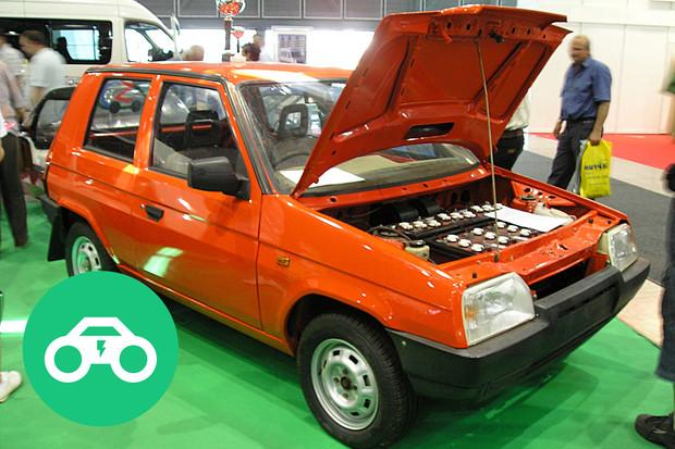 Elektromobily, které neznáte: Škoda Shortcut