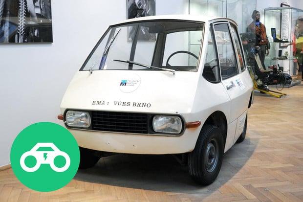Elektromobily, které neznáte: EMA 1
