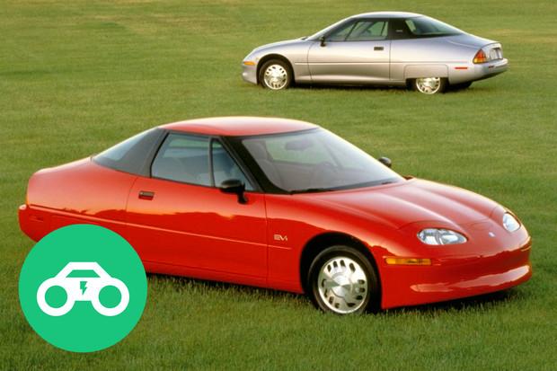 Elektromobily, které neznáte: GM EV1
