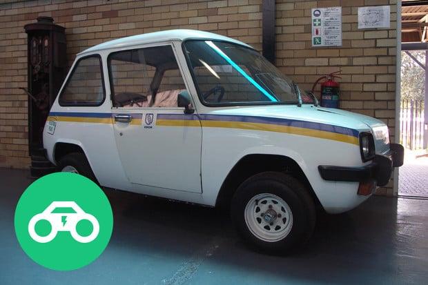 Elektromobily, které neznáte: Enfield 8000