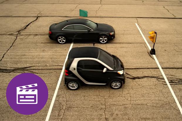 Nejlepší automobilové reklamy: Jaký sprinter myslíte že je smart fortwo electric?