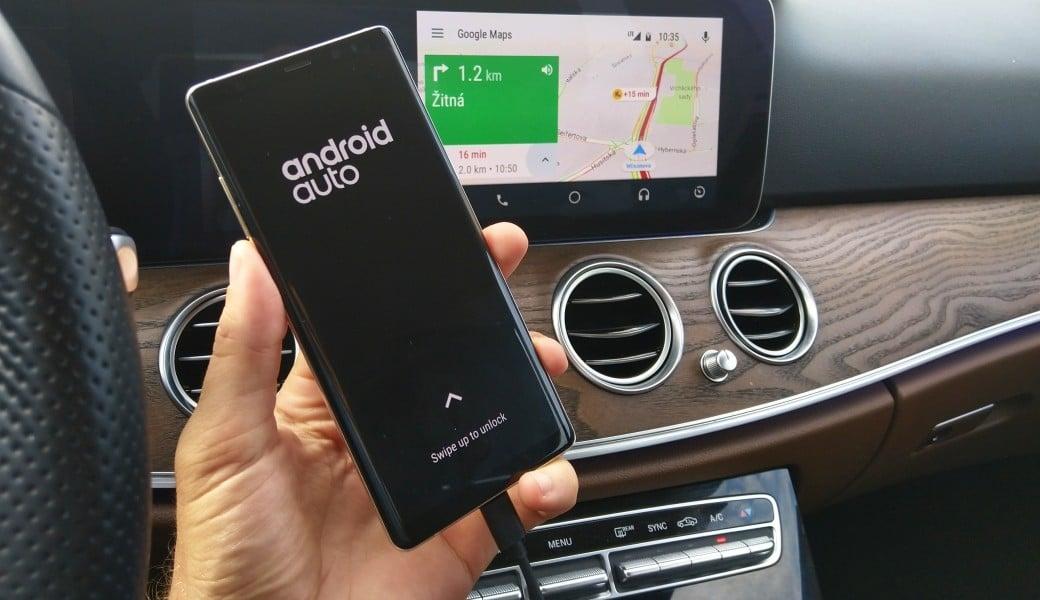 Jak se posunulo Android Auto?