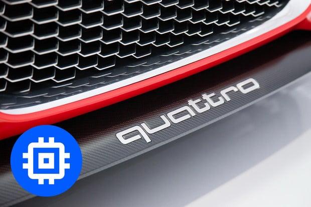 Technologie v autech: pohon všech kol quattro