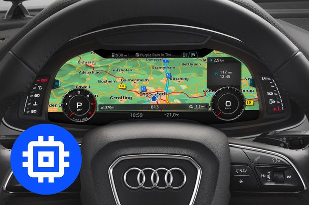 Technologie v autech: Audi virtual cockpit
