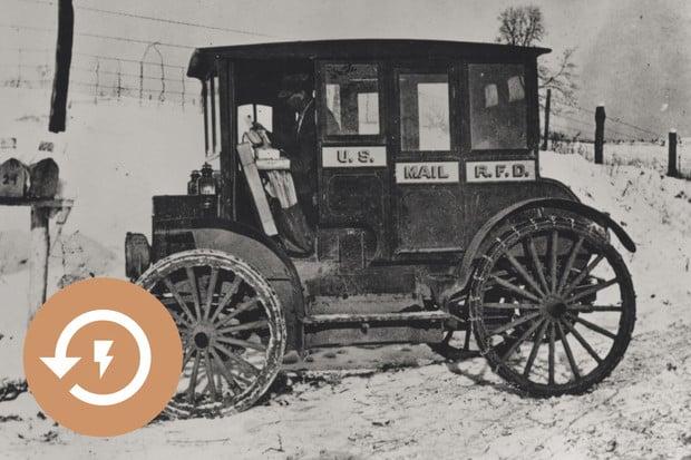 Historie elektromobilů: 1. díl – úsvit elektromobilů