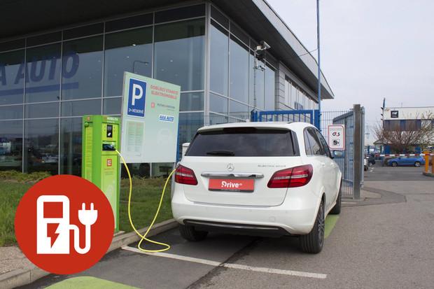 Nabíjíme elektromobil: nabíjecí stanice ČEZ