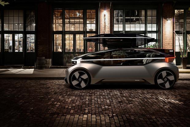 Volvo 360c, řešení pro nastolení rovnováhy mezi pracovním a soukromým životem