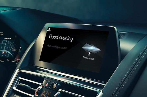 I BMW už bude mluvit. Asistent bude lokalizován do 23 jazyků od března 2019