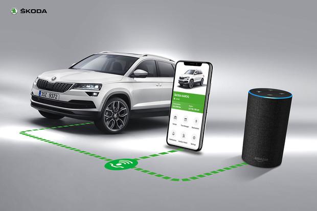 Škoda Auto rozšiřuje nabídku jazyků pro asistentku Alexu. Čeština se však nekoná