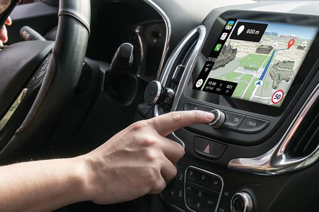 Už i navigaci Sygic si můžete pustit v Apple CarPlay
