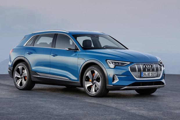 Euro NCAP prověřilo bezpečnost Audi e-tron. Nakolik elektroSUV v crash testech uspělo?