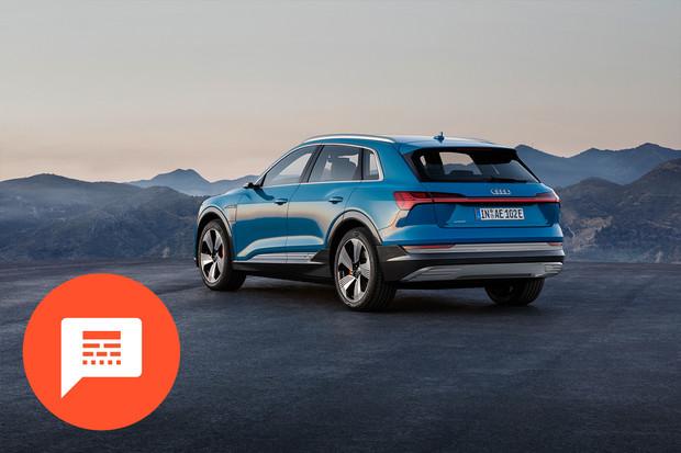 fNews #32: Mercedes EQC, rekord elektrické motorky a Audi e-tron